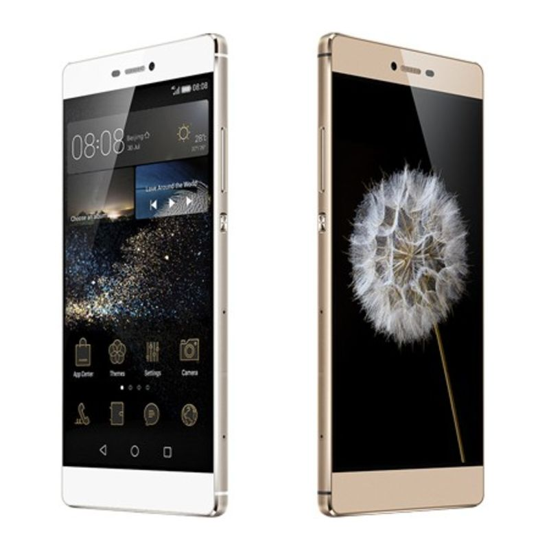 coque huawei p8 mystic champagne