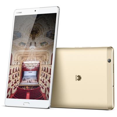 Huawei MediaPad M3: une tablette compacte et 4G avec des arguments