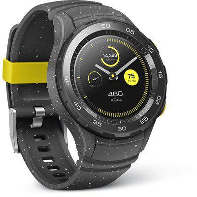 Huawei Watch 2 Sport: du mieux, mais ce n'est toujours pas ça