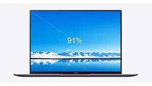L'ultraportable MateBook X Pro de Huawei arrive en France