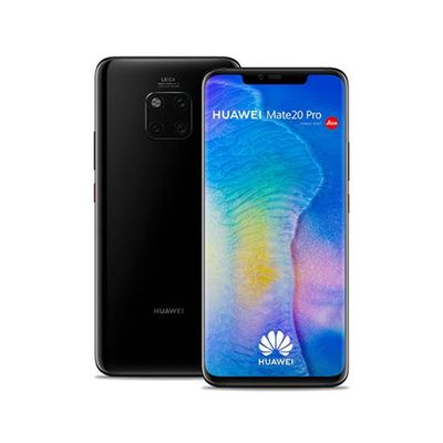 Smartphone Huawei Mate 20 Pro: un concentré de technologie