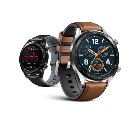 Huawei Watch GT : prix, test, avis et actualités - Les Numériques
