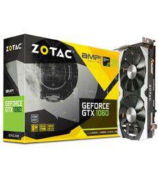 Zotac GeForce GTX 1060 Amp!: une prestation équilibrée