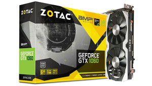 Soldes 2017 – GeForce GTX 10606 Go Zotac et KFA² à partir de 222€