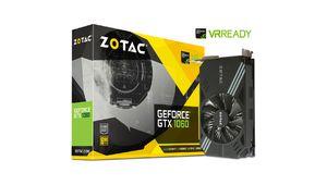 Soldes 2018 – GeForce GTX 1060 compacte à 250€