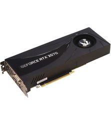 Zotac GeForce RTX 2070 Blower: la simplicité avant tout
