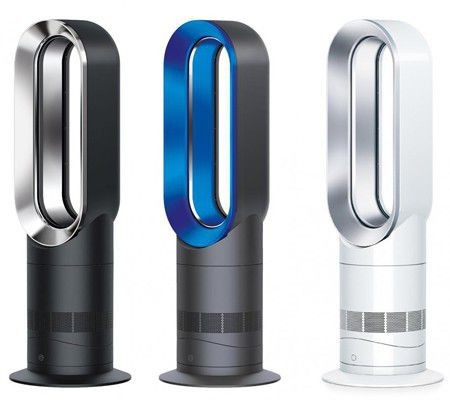 dyson am09 le ventilateur flux d 39 air modulable les num riques. Black Bedroom Furniture Sets. Home Design Ideas