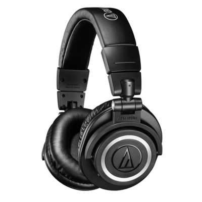 Casque Audio Technica ATH-M50xBT : quand le monitoring s'encanaille