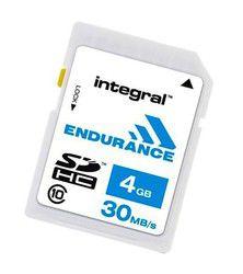Endurance SDHC C10 4 Go