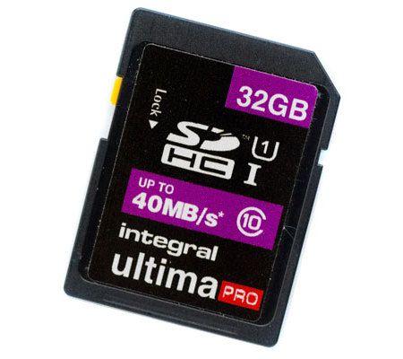 Integral Ultima Pro SDHC 32 Go Class 10