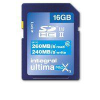 Integral Ultima Pro X2 16 Go SDHC UHS-II