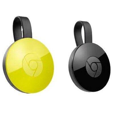 Google Chromecast (2015): le compagnon indispensable des applis de streaming