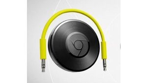 Google abandonne l'adaptateur Chromecast Audio