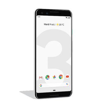 Google Pixel 3: l'efficacité avant l'originalité