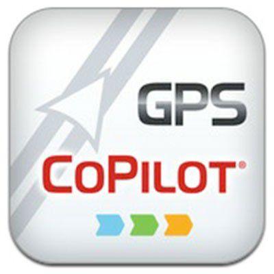 ALK CoPilot GPS Android - Navigation sans guidage vocal par étapes sur Android