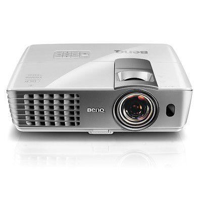 BenQ W1080ST+: le vidéoprojecteur courte focale plus lumineux