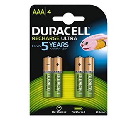 Duracell AAA/HR03 850 mAh