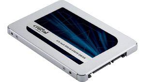 [MÀJ] Bon plan – SSD Crucial MX500 2 To à 409 €