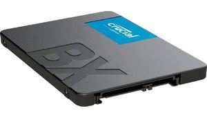 Bon plan – Le SSD Crucial BX500 de 480 Go à 49,99€