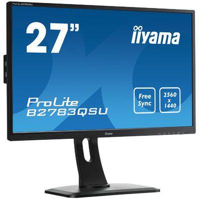 Iiyama B2783QSU: moniteur 27 pouces bon sous tout rapport, le FreeSync en plus