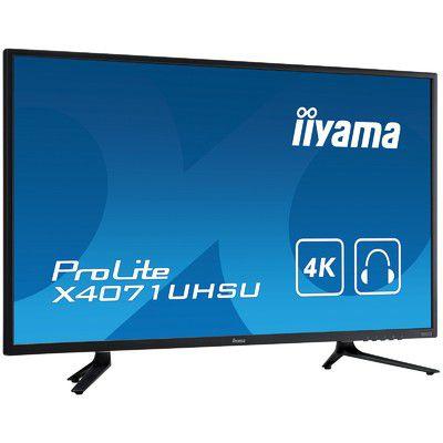 Iiyama ProLite X4071UHSU-B1: le moniteur Ultra HD de 40 pouces!