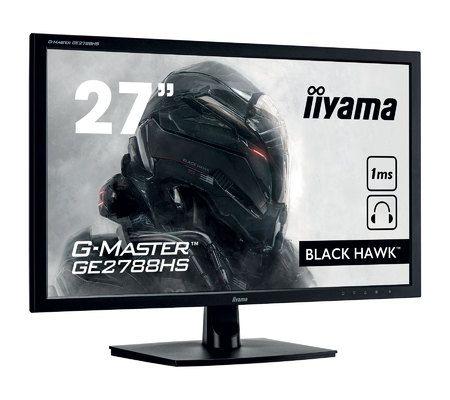 Iiyama G-MASTER GE2788HS-B1 Black Hawk