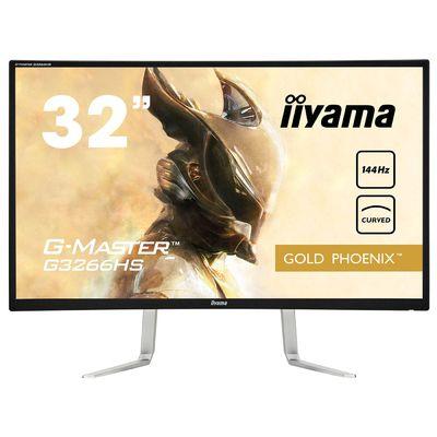 Iiyama G-Master G3266HS: un moniteur 32 pouces VA 144 Hz limité au Full HD