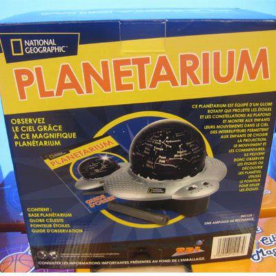 National Geographic Planétarium