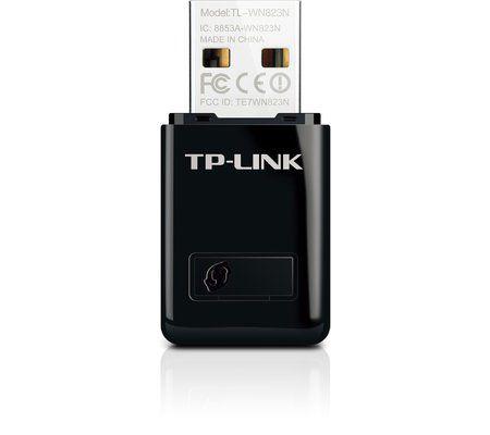 TP-Link TL-WN823N Mini Adaptateur USB sans fil N 300 Mbps