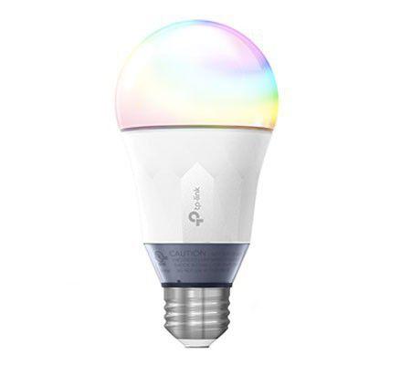 tp link lb130 une ampoule connect e blanc et couleur. Black Bedroom Furniture Sets. Home Design Ideas