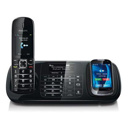 Philips SE888: tous les appels fixes et mobiles sur le téléphone résidentiel