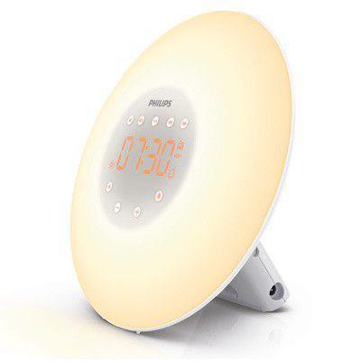 Philips Éveil Lumière HF3505, plus petit mais plus doué