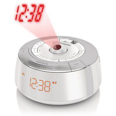 Philips AJ5030/12, un joli réveil avec projection