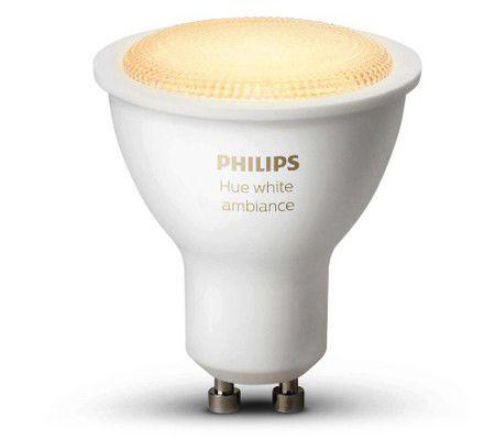 Philips Spot Hue White Ambiance GU-10