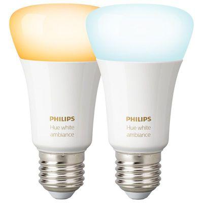 Philips Hue White Ambiance: une ampoule pour toutes les teintes de blanc