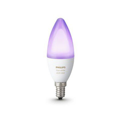 Philips Hue Candle White and Color Ambiance : la