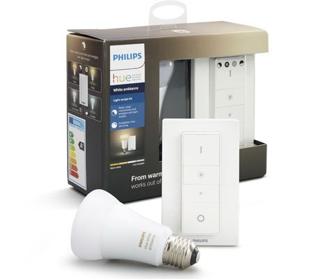 Philips Hue White Ambiance Recettes lumineuses