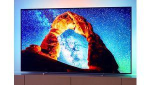 Bon plan – Le téléviseur Philips Oled 55OLED803 à 1199€
