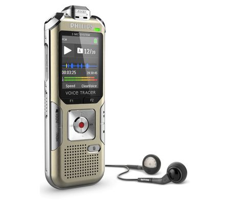 Philips VoiceTracer DVT6510