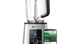 Philips High Speed Connected : le blender nutritionniste ?