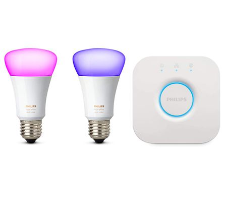 Philips Hue Kit de démarrage 2 ampoules White and Color