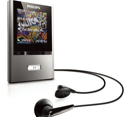 Philips GoGear Vibe