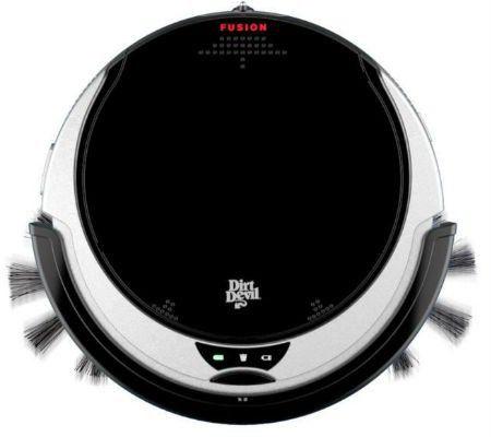 Acheter : Aspirateur robot devil Au Meilleur Prix
