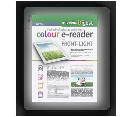 PocketBook Colour e-reader : disponibilité, caractéristiques