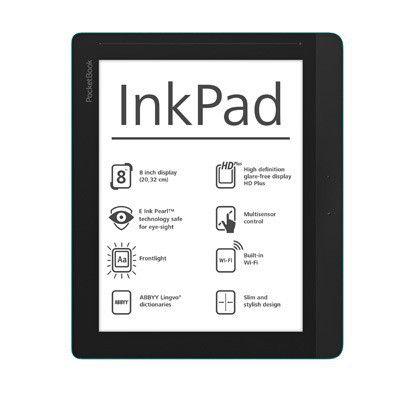 InkPad: la première liseuse 8 pouces de PocketBook