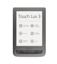 Touch Lux 3 : la liseuse de PocketBook passe au E-Ink Carta