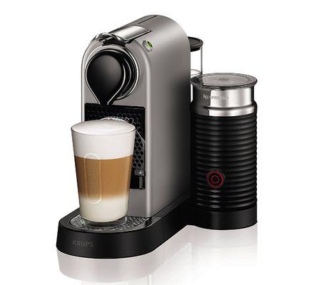 krups nespresso citiz milk disponibilit caract ristiques meilleurs prix. Black Bedroom Furniture Sets. Home Design Ideas
