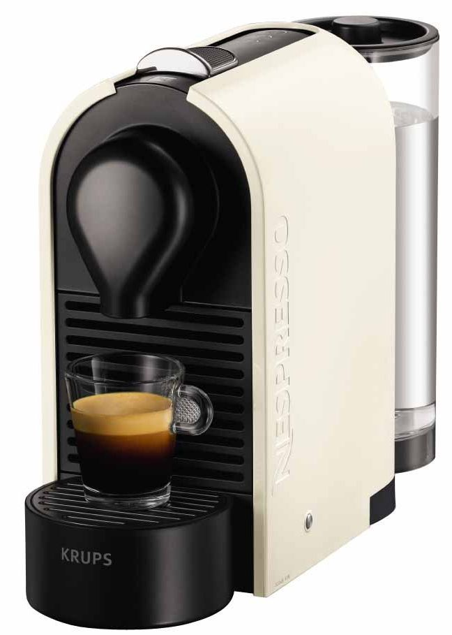 Krups Nespresso U : Test complet - Cafetière à capsule / dosette ...