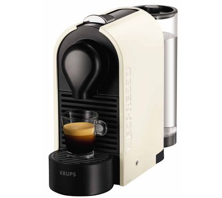 krups nespresso u test complet cafeti re capsule. Black Bedroom Furniture Sets. Home Design Ideas
