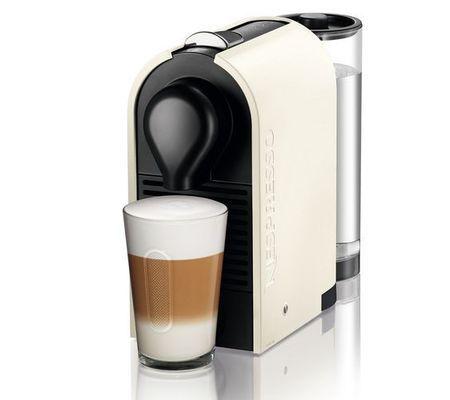 Krups YY1301 Nespresso U Pure White